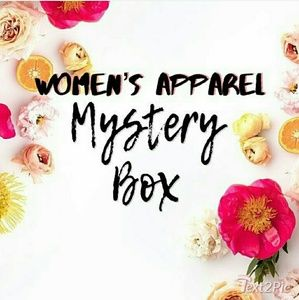 Sweaters - Womens or juniors clothing mystery box!